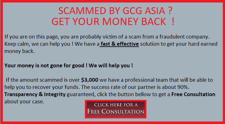 Gcg asia forex scam