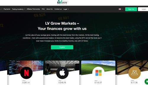 Lv Grow Markets