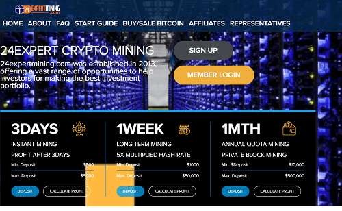 invest in crypto mining companies